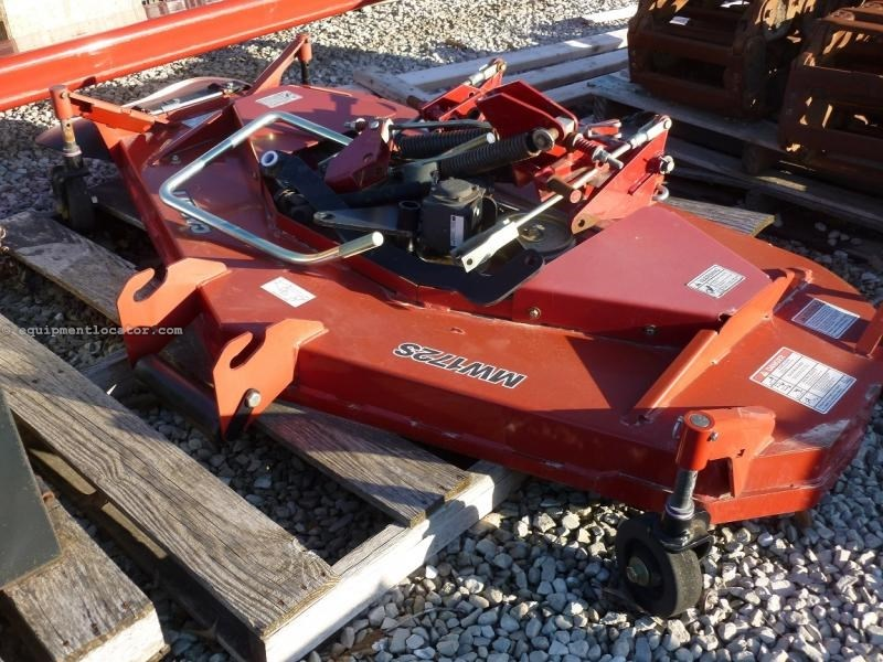 2012 Case IH MW72S, Fixed Deck, 540 PTO, 6' Cut Width Rotary Cutter For Sale