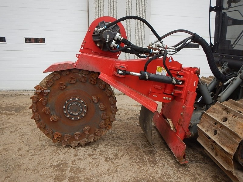 """2014 Fecon SH400, 40"""" Wheel, 4550 Oper Wt, 72 Teeth Attachment For Sale"""
