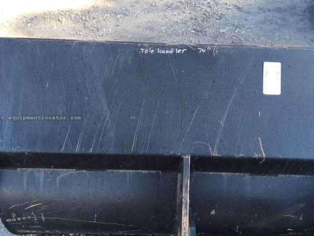 "2011 Case CF, 72"" Ditching Bucket Bucket For Sale"
