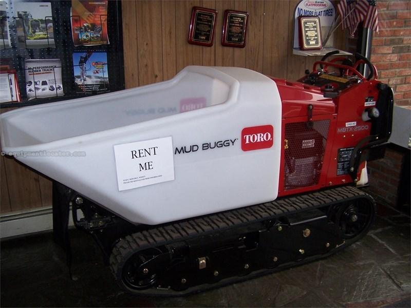 2018 Toro MBTX2500 Image 1