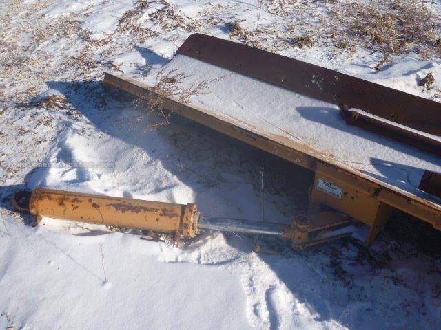 2011 Henke WING, For grader, Incomplete Kit Snow Equipment For Sale