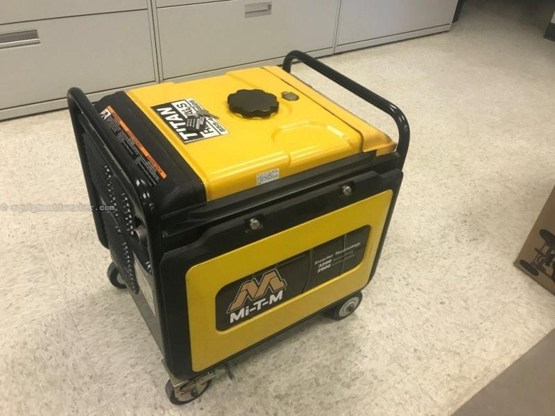 2012 MTM 3200W, MiTM Generator, 195 Hr, Portable Generator For Sale