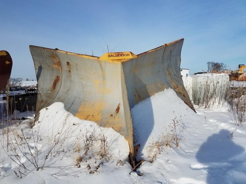 2011 Balderson BVS12, 12 Foot Snow Equipment For Sale