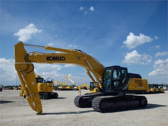 2018 Kobelco SK350 LC-10 Image 1