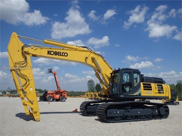 2018 Kobelco SK500 LC-10 Image 1