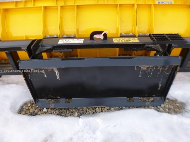 2014 Arctic LD12, 12' Wide, Skid Steer Coupler Skid Steer Attachment For Sale