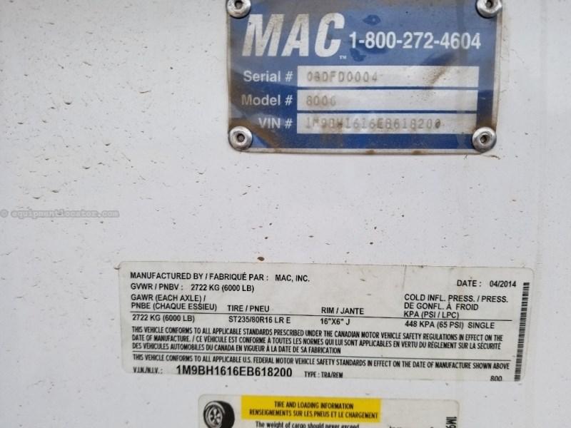 2014 Mac 800G, Sound Abatement Enclosure Heater For Sale