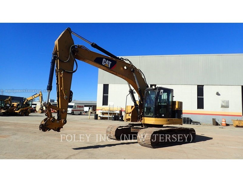 2010 Caterpillar 321DLCR Image 1