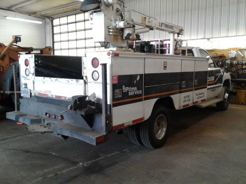 1998 Dodge 3500, 269325 Mi, Crane, Cummins Engine Service Truck For Sale