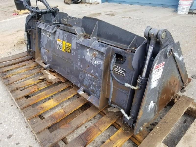 "2014 Case 72"", Skidsteer Mount, Bolt-On Edge, 4X1 Util Bkt Skid Steer Attachment For Sale"