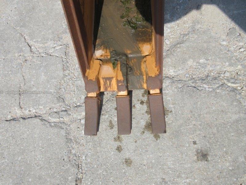 "2014 Case 12"", Backhoe Bucket, Fits Case M Series Backhoes Loader Backhoe Attachment For Sale"