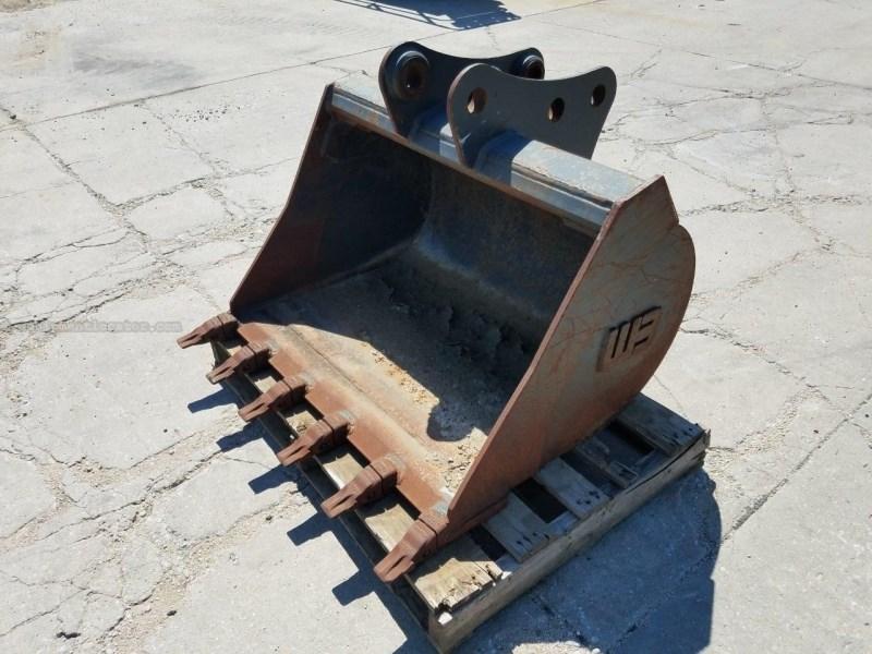"2014 Werk-Brau 36"" Bucket, Fits Case CX50/55 Mini Excavators Excavator Bucket For Sale"