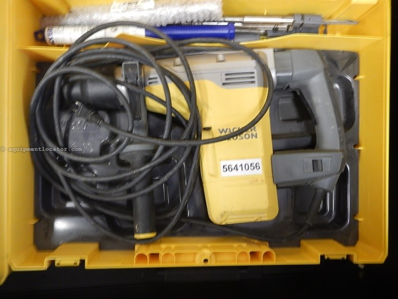 2013 Wacker EHB7, 120V, 16.1 lbs, 300 RPM Drill Speed Hammer-Demolition For Sale