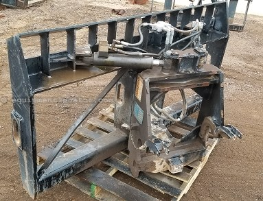 "2013 JLG 72"" Forks, 100 Deg Swing Carriage, Fits JLG G9-43A Telehandler Attachment For Sale"