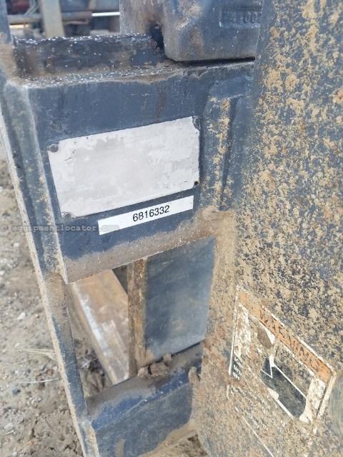 """2014 Case 48BH, 48"""", Pallet Forks, Fits Case 580/590 Loader Backhoe Attachment For Sale"""
