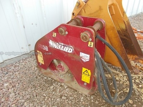 2013 Allied 300B, Hyd Tamper, Works with Excavators/Backhoes Misc. Construction For Sale