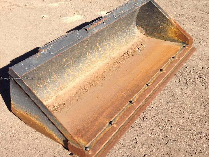"2014 Case 72SS, 72"" Width, Skidsteer Mount Skid Steer Bucket For Sale"