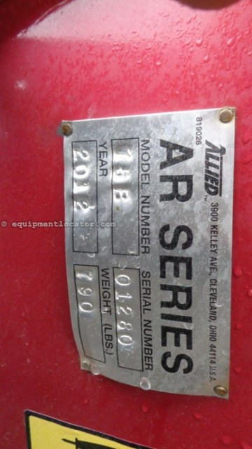 2014 Allied AR75B, 750 ft-lb Energy Class, Cross-Cut Hydraulic Hammer For Sale