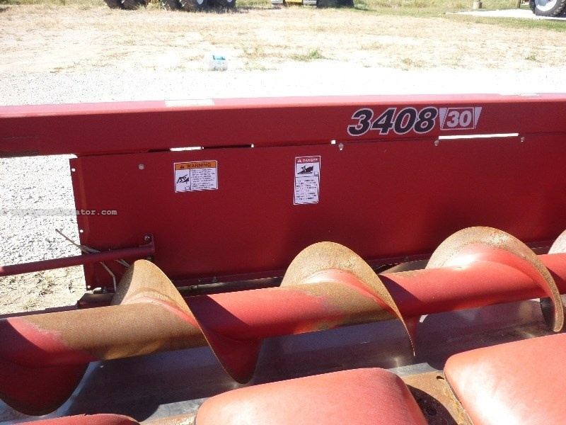 2012 Case IH 3408, Fits 6088/7088/7120/9120, 8R30, HHC, FT Header-Corn For Sale