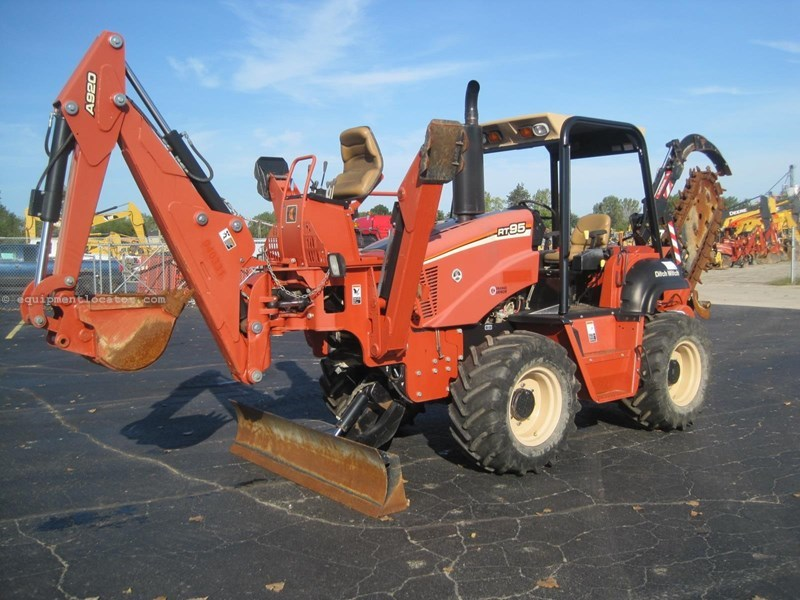 2012 Ditch Witch RT95 Image 1