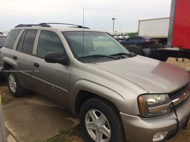 2003 Chevrolet TrailBlazer, 172659 Mi, Cruise, AM/FM/CD, AC, PS SUV For Sale