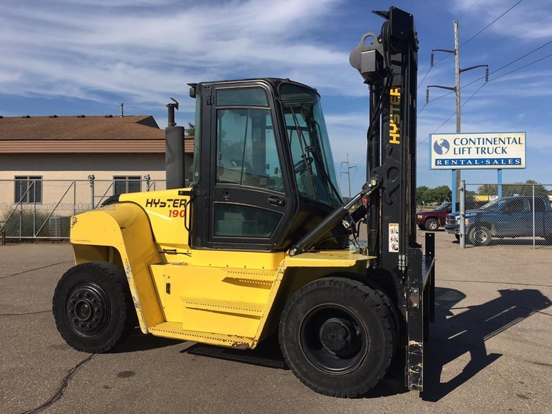 2013 Hyster H190HD2 Image 1