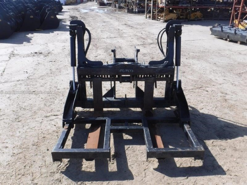 Other MAT GRAPPLE WITH 120 SERIES WBM STYLE LUGS Image 1