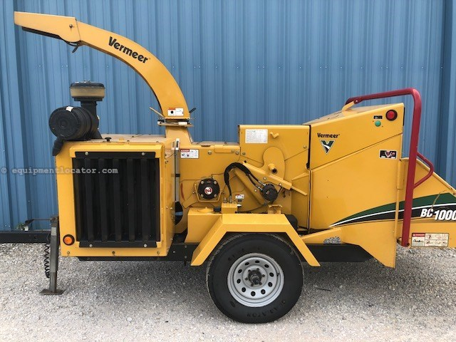 2013 Vermeer BC1000XL Chippers For Sale at EquipmentLocator com