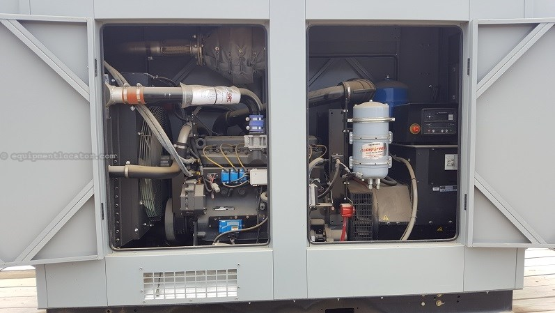 2014 SRC Power Systems NG150, 150KW, Trailer $2600 Generator For Sale