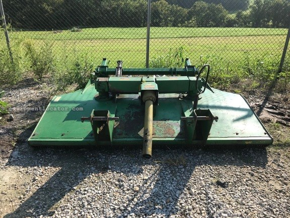 2002 John Deere MX8 Rotary Cutter For Sale at