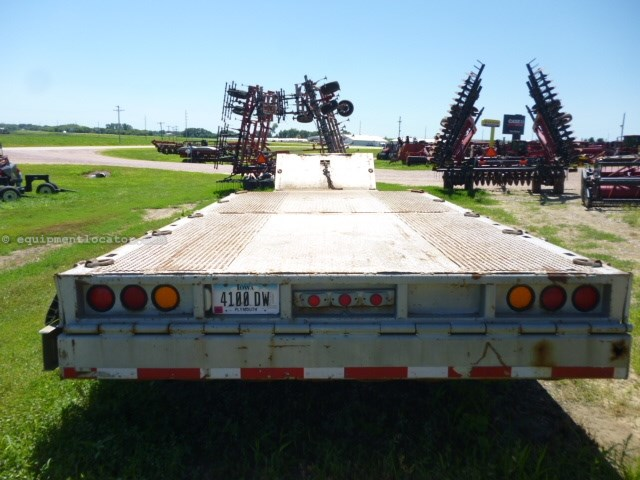 2000 Wilson Trailer Company 4860FTD Dropdeck/Lowboy Semi Trailer For Sale
