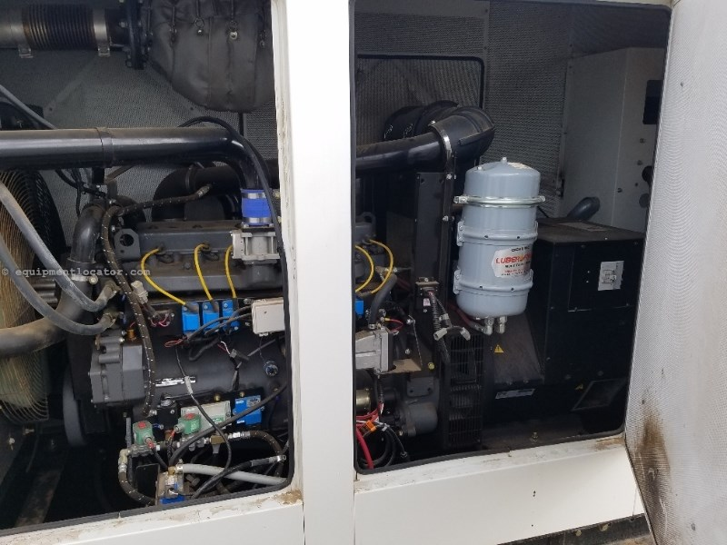 2014 SRC Power Systems NG125P, Kw Prime 125 @ PF of 1, Natural Gas, Alarm Generator For Sale
