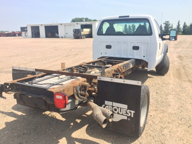 Ford F550, 124096 Mi, Diesel, Manual Trans, 8 Cyl Service Truck For Sale