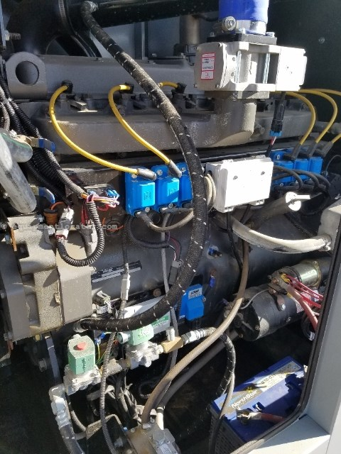 2014 SRC Power Systems NG125, Kw Prime 125 @ PF of 1, Natural Gas, Alarm Generador a La Venta