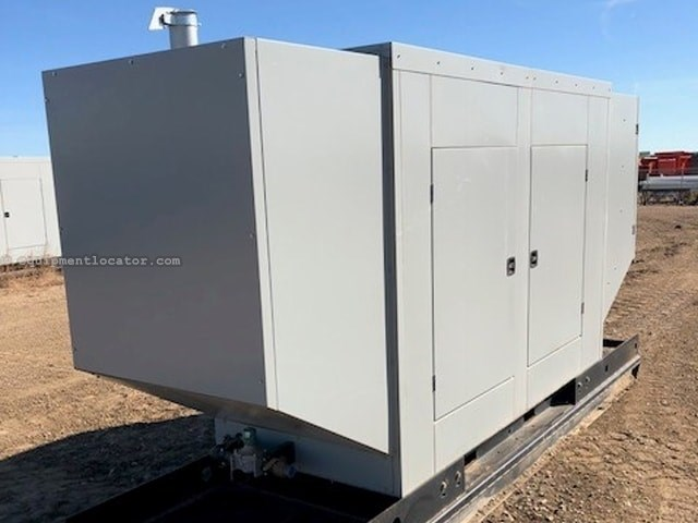 2014 SRC Power Systems NG125, Kw Prime 125 @ PF of 1, Natural Gas, Alarm Generator For Sale