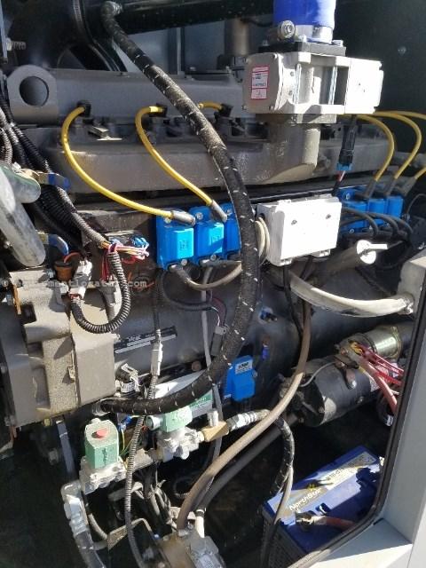 2014 SRC Power Systems NG125, Kw Prime 125 @ PF of 1, Natural Gas, Alarm Generador a La Venta