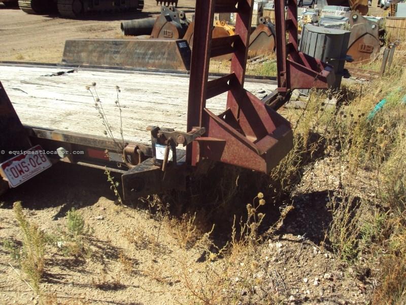 2005 Towmaster QT-1200, Man Detach, Bumper Pintel Hitch, 16' Utility Trailer For Sale