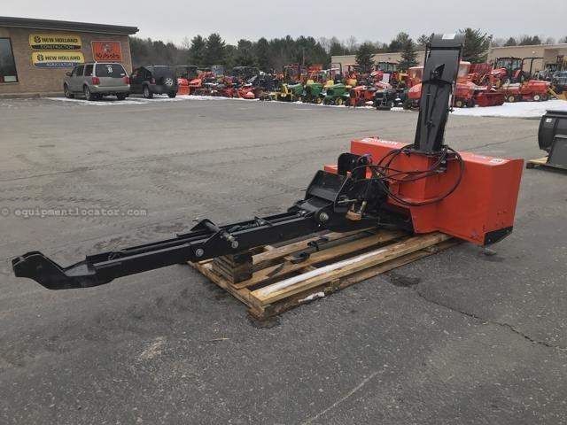Kubota L2174A Snow Blower For Sale at EquipmentLocator com