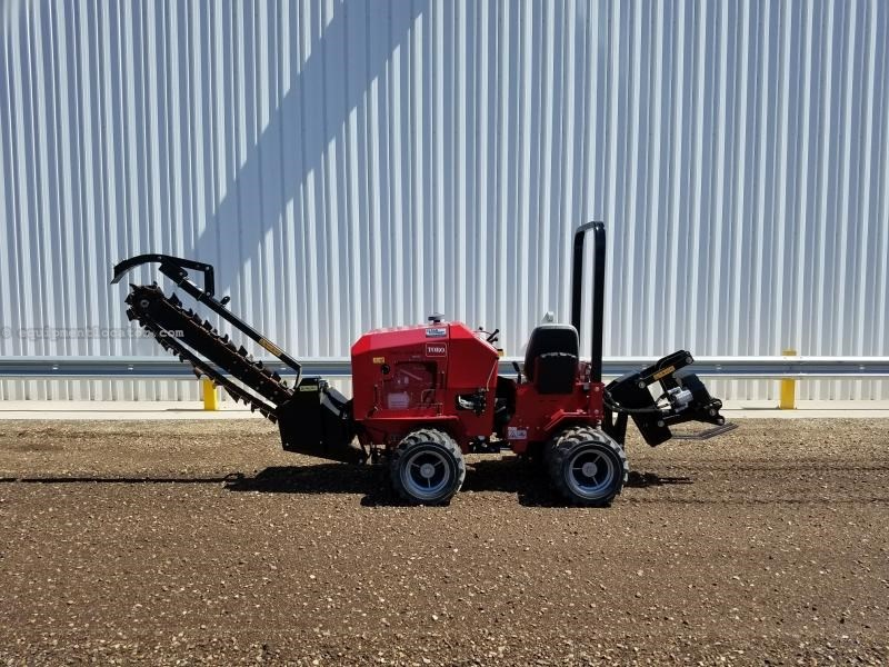 2015 Toro Pro Sneak 365, 23 Hrs, 3' Depth, Plow/Trench Boom Trencher-Rubber Tires For Sale