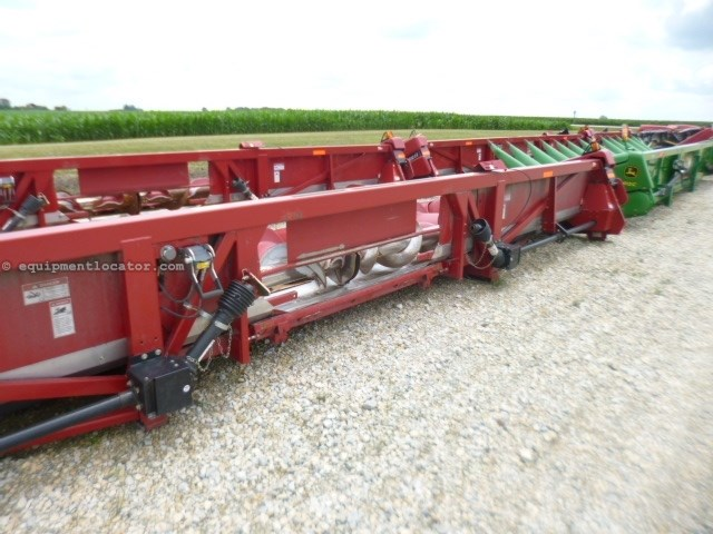 2010 Case IH 3412, Fits 7120/8120/9120, 12R30, HHC, FT, Knife Header-Corn For Sale