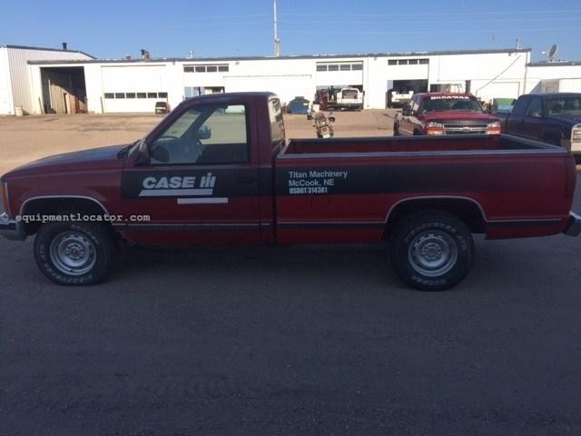 1989 Chevrolet 1500, 8 Cyl, Automatic, PS, Tilt, AM/FM Pickup Truck For Sale