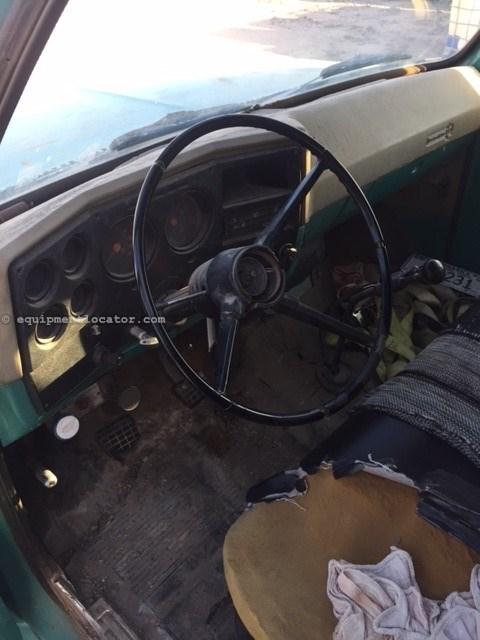 1975 Chevrolet C60, 126221 Mi, Leather, 8 Cyl, Man Trans Flatbed/Flatbed Dump For Sale
