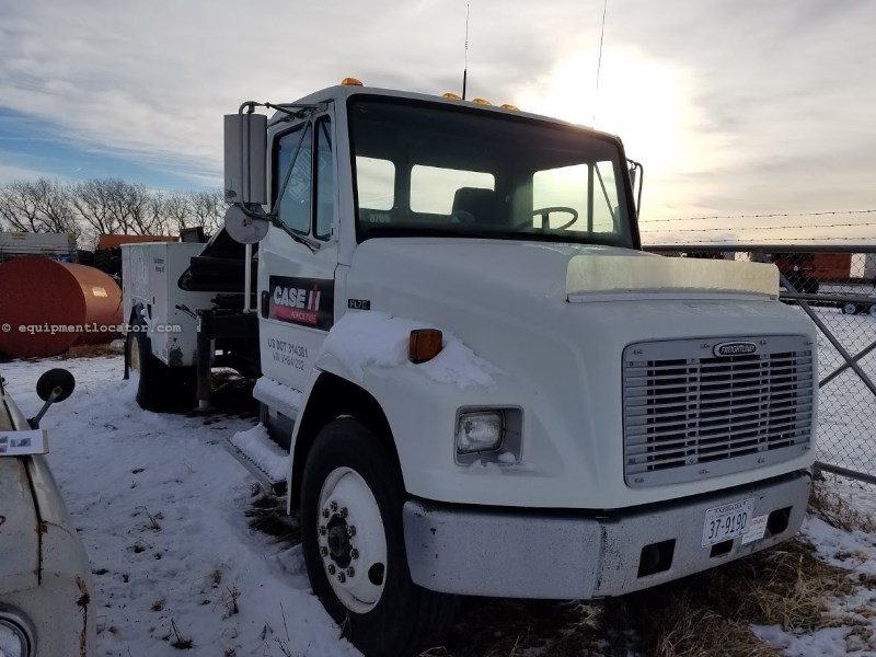1997 3D-P Technology FL70, 202051 Mi, PTO, Toolbox, Hyd Outriggers Service Truck For Sale