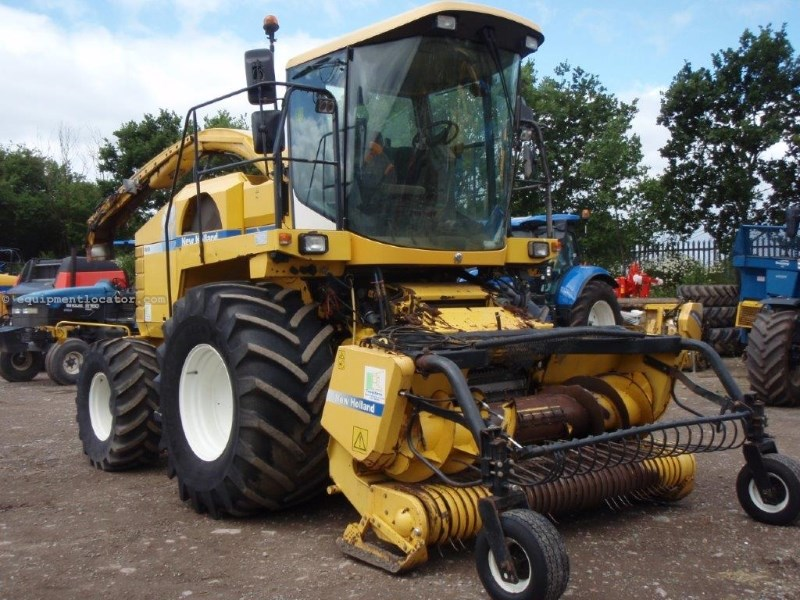 2006 New Holland FX60 4WD SPFH Image 1