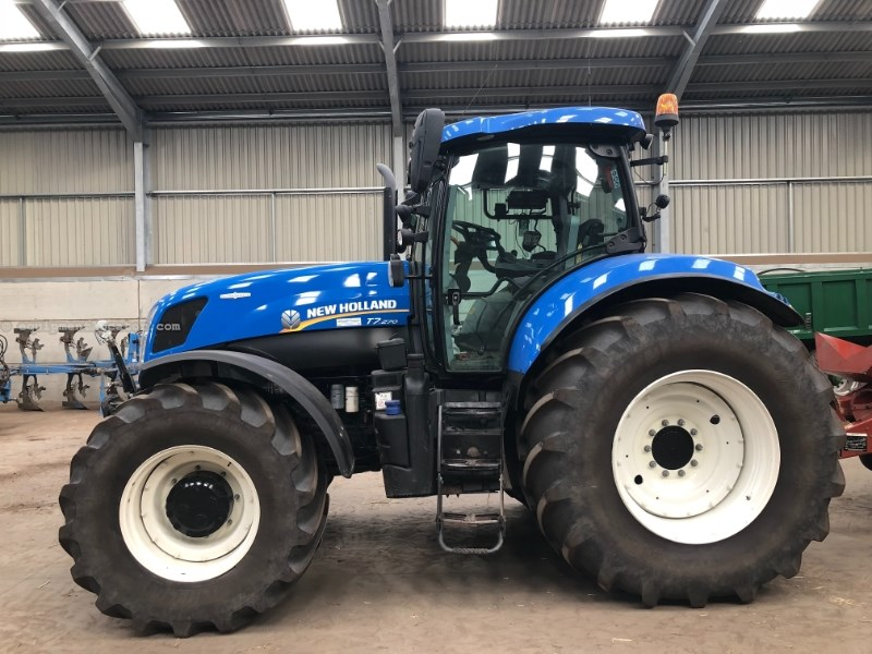 2015 New Holland T7.270 AUTO COMMAND S/WINDER Image 1