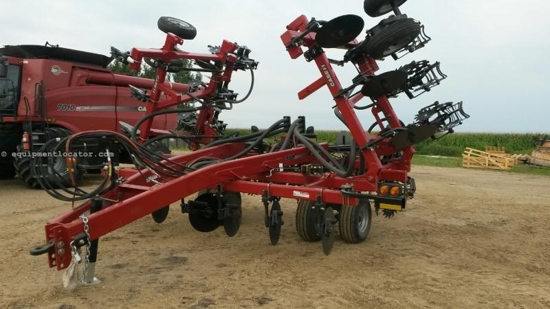 2014 Case IH 950, NH3 Rear Mount Kit, HCS Shanks,12R30 Strip-Till For Sale