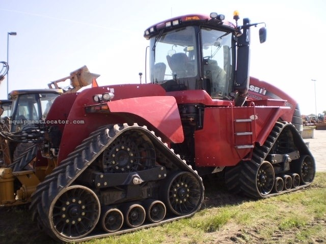 2015 Case IH 580Q, 3395 Hr, Scraper, Dual Hyd Pumps Tractor For Sale