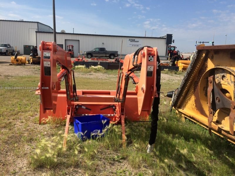 2015 Kubota LA1954, Fits Kubota MGX tractors Front End Loader Attachment For Sale