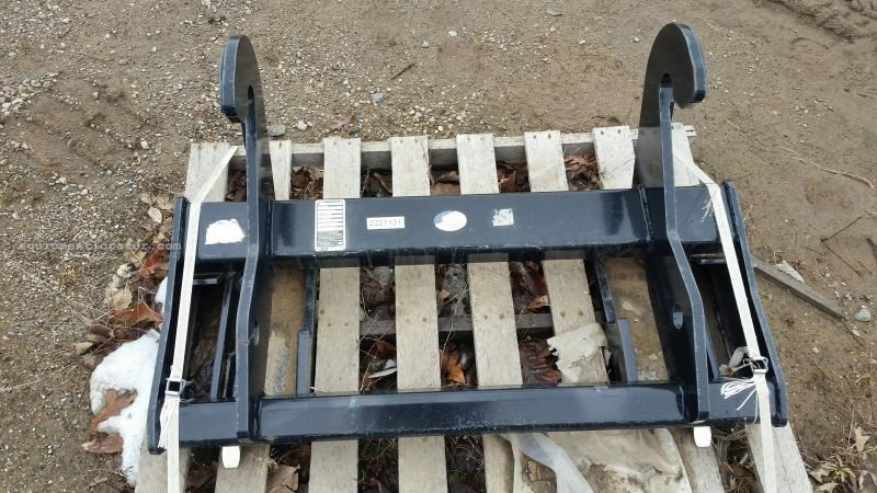 2016 JLG Carriage, Forks, Max Cap 3750 Lbs Misc. Construction For Sale
