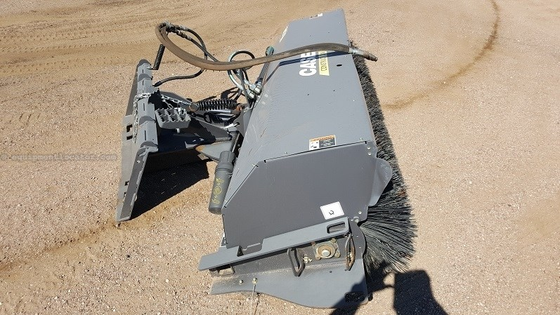 """2015 Case 84SS, 84""""W, Angle Type, 885#, 3000PSI Max Pressure Skid Steer Attachment For Sale"""